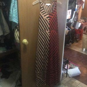 Size small Ann Taylor Loft Maxi dress
